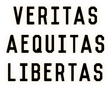 Veritas Aequitas Libertas